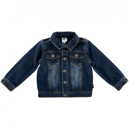 Jacheta copii denim Chicco, albastru, 98