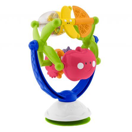 """Jucarie Chicco cu melodii pentru scaun de masa """"Fructe muzicale"""" 6 luni+"""
