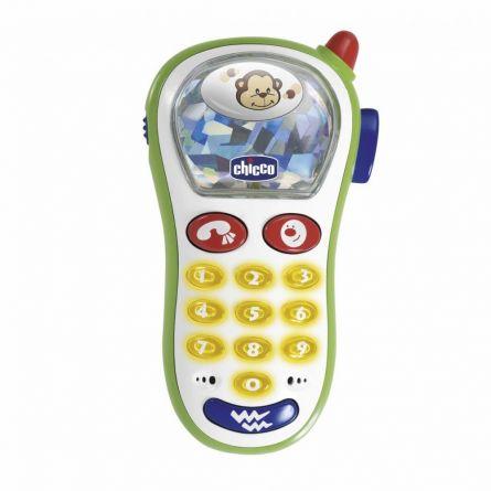 Jucarie Chicco Telefon cu vibratii si camera foto