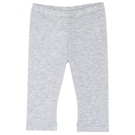 Pantaloni copii Chicco, trei sferturi, gri, 92