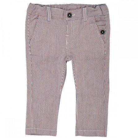 Pantalon lung copii Chicco, cu dungi, 92