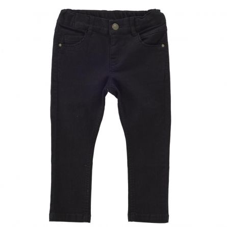 Pantalon lung copii Chicco, negru, 98