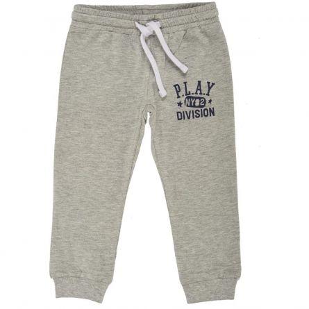 Pantalon trening pentru copii Chicco, gri, 128