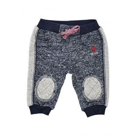 Pantaloni lungi copii Chicco, albastru, 86