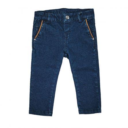 Pantaloni lungi copii Chicco, albastru, 80