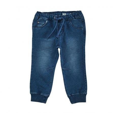 Pantaloni lungi copii Chicco, albastru denim, 110