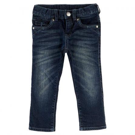 Pantaloni lungi copii, Chicco, denim/jeans, 128
