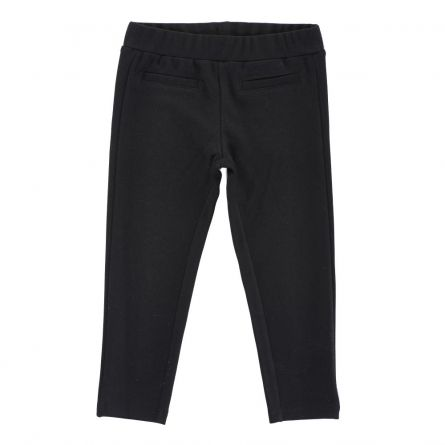 Pantaloni lungi copii, Chicco, negru, 98