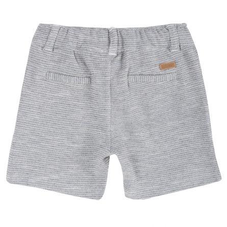 Pantalon scurt copii Chicco, gri inchis, 104