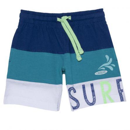 Pantaloni scurti pentru copii, Chicco, baieti, albastru, 116