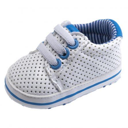 Pantofi copii Chicco, alb, 16