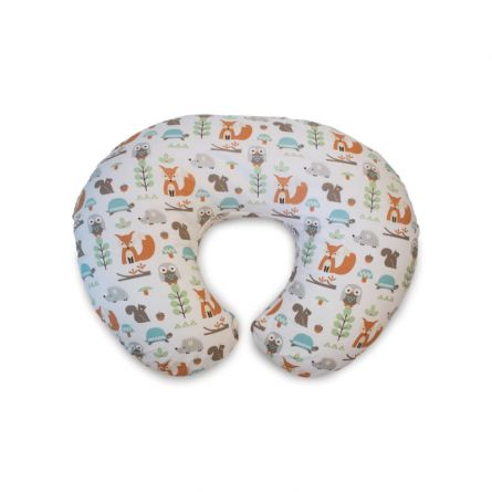 Perna alaptare Chicco Boppy 4 in 1, Modern Woodland