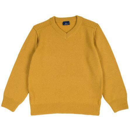 Pulover copii Chicco, galben, 98