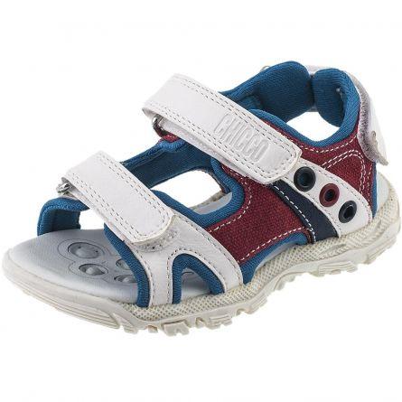 Sandale copii Chicco, alb, 30