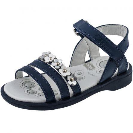 Sandalute fete Chicco, bleumarin, 30