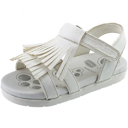 Sandale fetite Chicco, alb, 27