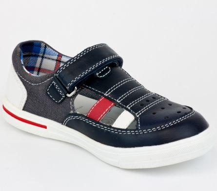 Sandale copii Chicco Camino, baieti, bleumarin, 57532