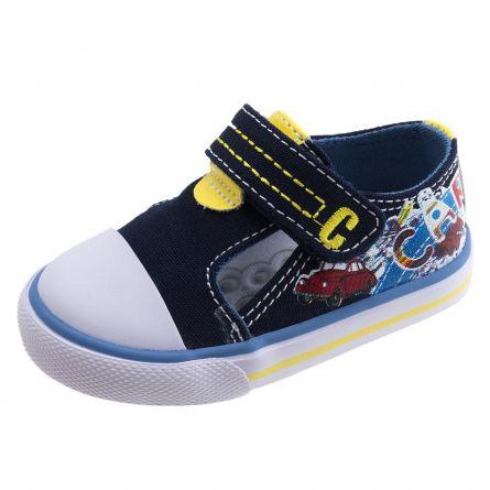 Sandale copii Chicco, bleumarin, 23
