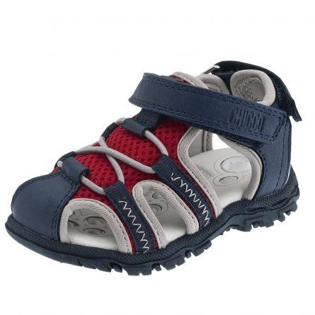 Sandale pentru copii Chicco, bleumarin, 31