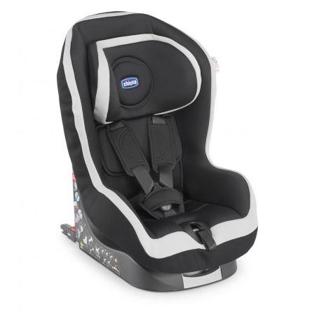 Scaun auto Chicco Go-One Baby cu Isofix, Coal, 12luni+