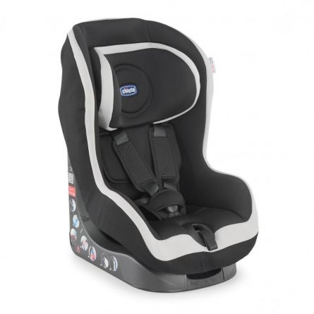 Scaun auto Chicco Go-One Baby, Coal, 12luni+