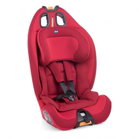 Scaun auto Chicco Gro Up, RedPassion, 12luni+