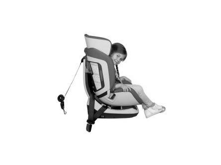 Scaun auto Chicco Seat Up 012 Isofix, Gri