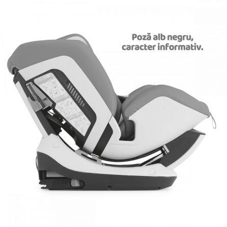 Scaun auto Chicco Seat Up 012 Isofix, Jet Black