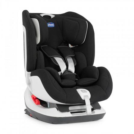 Scaun auto Chicco Seat Up 012 Isofix, Negru