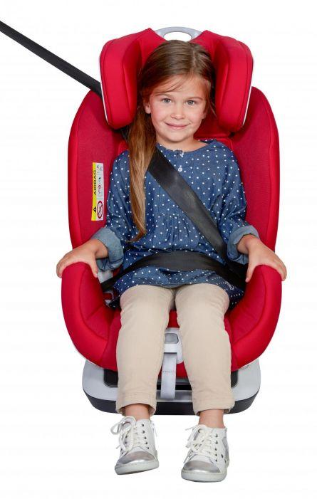 Scaun auto Chicco Seat Up 012 Isofix, Rosu