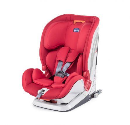Scaun auto Chicco YOUniverse Isofix, Red, 12luni+