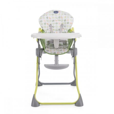 Scaun de masa Chicco Pocket Meal, Green Apple, 6luni+
