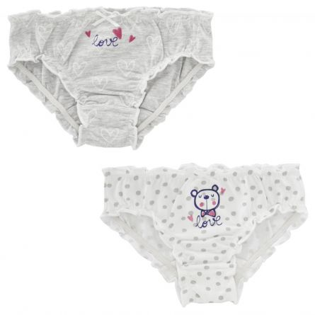 Set chilotei copii Chicco, gri cu model, 116