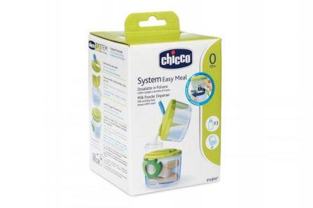 Sistem Chicco pentru dozarea laptelui praf, 0luni+