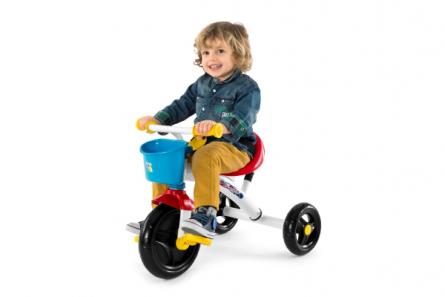 Tricicleta Chicco U-Go 2 in 1, 18luni-5ani