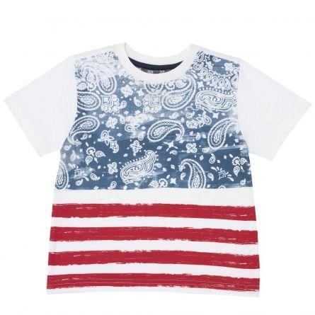 Tricou pentru copii Chicco, baieti, multicolor, 61970