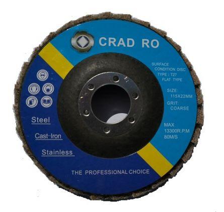 Disc lamelar scotchbrite D115 Coarse