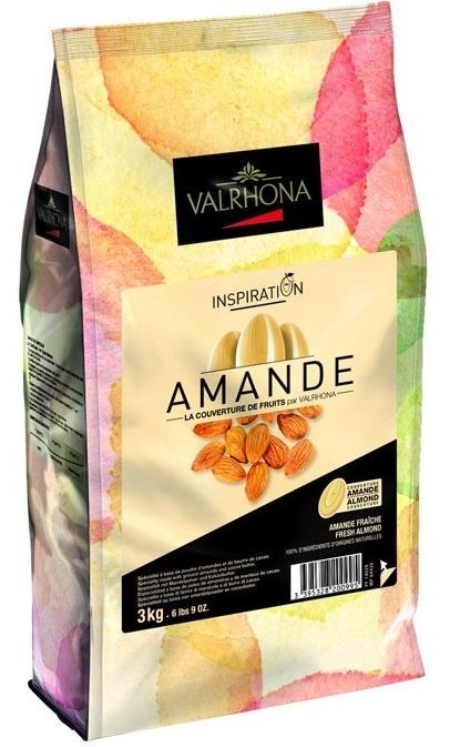 Ciocolata Premium MIGDALE INSPIRATION, Valrhona, 3Kg 10006894