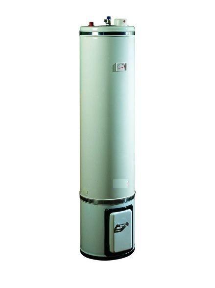 Boiler lemn termoelectric 80l Braun rezistenta 1200w