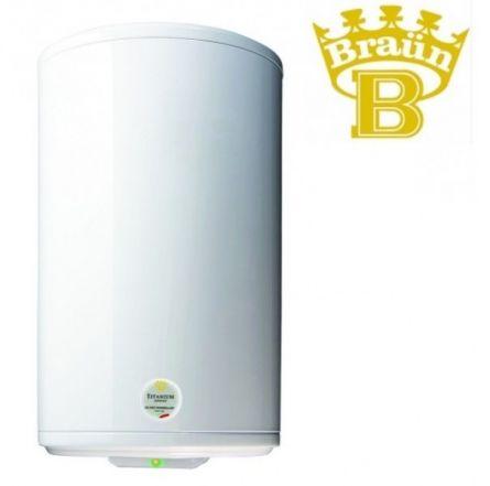Boiler termoelectric 80l Braun rezistenta electrica 1200W
