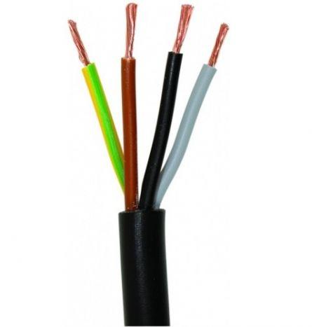 Cablu electric 4 x 1,5 pentru pompa submersibila