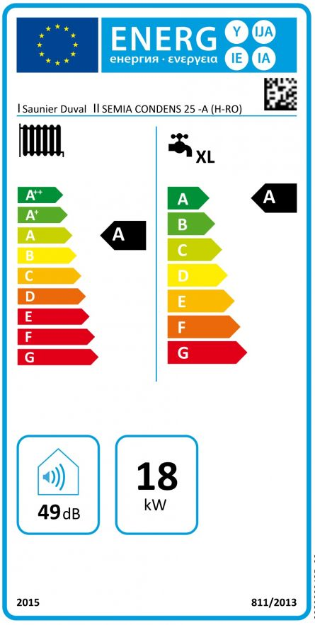 Centrala termica Saunier Duval Semia Condens 25-A