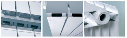 Element aluminiu 1800 Forte XL Favalli
