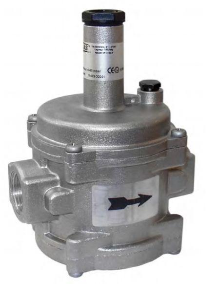 Filtru regulator gaz 1`` cu filtru