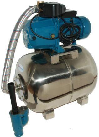 Hidrofor cu ejector economy JetD 110/24 inox