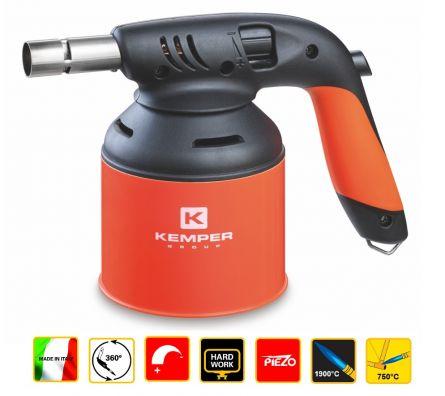 Lampa gaz profesionala Kemper Top Line Piezo 1040A