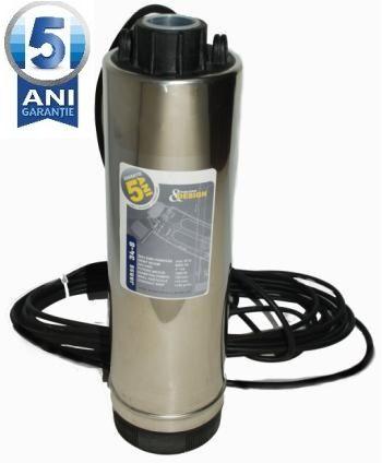 Pompa submersibila Jar 5 S 20-6