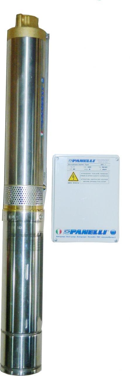 Pompa submersibila trifazata Panelli 95 PR10 N15
