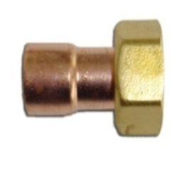Semiolandez cupru 15 mm x 1/2