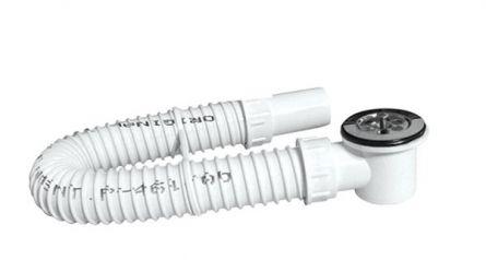Sifon cadita flexibil 1 1/2 dn40/50